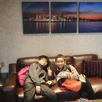 ภาพถ่ายของ Holiday Inn Express Vancouver Airport