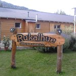 Photo de Rukalhue Hostel