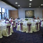 Viceroy suite dressed for our reception
