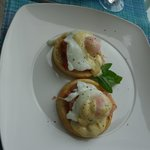 Foto di Breakfast on the Beach Lodge