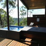 The Villa plunge pool - so private and beautiful!