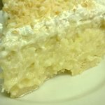 Homemade Coconut Cream Pie!