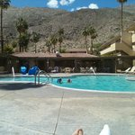Foto van Vagabond Inn Palm Springs