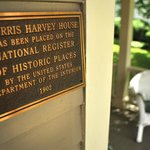 The Historic Morris Harvey House is on the National Register of Historic Places