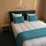 Good sized room - double bed