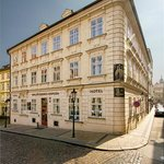 House at the Three Storks (Dum U Tri capu) Prague