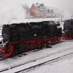 Harz Steam Railway Foto