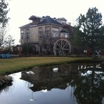 Φωτογραφία: Johnson Mill Bed & Breakfast