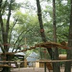 Adventure Tree Tops Ropes Course