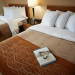 Foto van Comfort Inn Winnipeg South