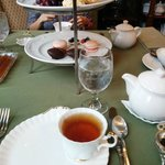 High Tea at the Inn on Negley