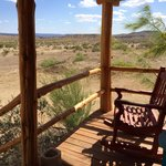 Foto van Big Bend Casitas at Far Flung Outdoor Center