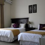 Our cosy yet elegant rooms