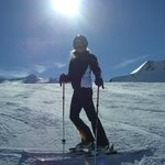 Wonderful skiing in Tignes