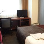 Photo de Hotel Mystays Asakusa-bashi
