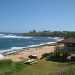 Ho'okipa Beach (5-minute drive from Kuau Inn)