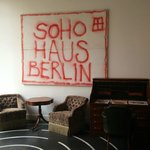 Photo de Soho House Berlin