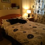 Our room at the Lios Inis