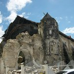 Earthquake Damaged Church