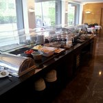 Buffet Breakfast Hotel Mercure Alberta