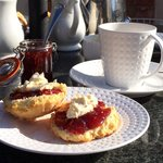 Really great cream tea!