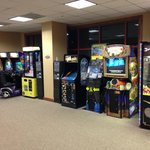 Game Room (Inside Activity Center)