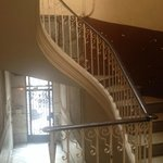 Stair case (not advised if disable/lots of luggage)
