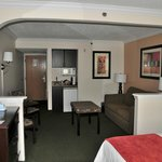 Photo de BEST WESTERN PLUS Ambassador Suites Venice