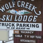 Foto de Wolf Creek Ski Lodge