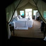 Foto van Eagle Tented Lodge & Spa