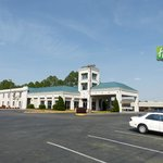 Holiday Inn Express Hotel & Suites Huntsville-University Drive Foto