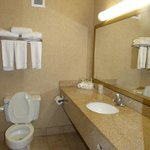 Foto de Holiday Inn Express Hotel & Suites Huntsville-University Drive