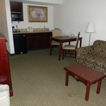 Foto di Holiday Inn Express Hotel & Suites Huntsville-University Drive