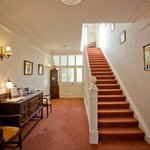 Elegant Edwardian Stair way to guest rooms