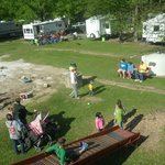 Foto de Bucktail Camping Resort