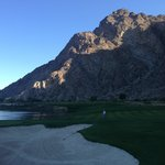 What An Amazing Backdrop For A Golf Hole!