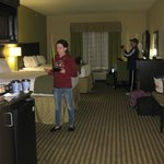 Foto van Holiday Inn Express Hotel & Suites Knoxville Clinton