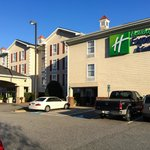 Holiday Inn Express Conover (Hickory Area) resmi