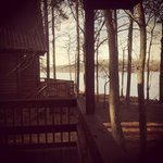 Deck view - Goose Pond Colony Cottage