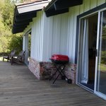 Photo de The Andiron -- Seaside Inn & Cabins