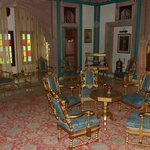 Royal meeting room