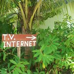 Excellent Internet & TV reception