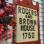 Rogers and Brown House Bed and Breakfast resmi