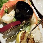 Alaskan King crab legs!!!