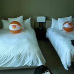 Love the Beach Balls in every room