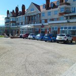 This is another photo of the Royal Hotel Skegness