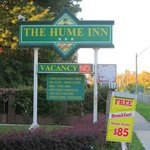 Foto de The Hume Inn Motel