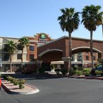 Holiday Inn Express Henderson Foto
