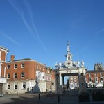 Beverley Market Square (0.2m from hotel)