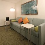 ภาพถ่ายของ SpringHill Suites Grand Rapids North